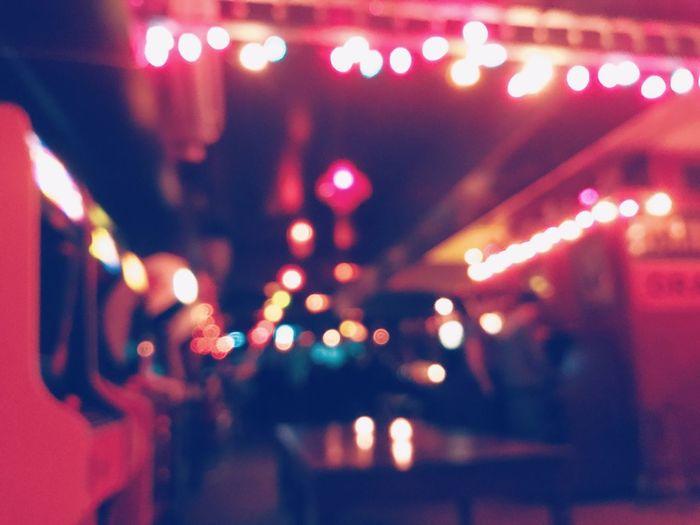 Bokeh, Toronto, Ontario, CA Festive Bar Arcade Lights Dof Afterlight Vscocam VSCO Blur Bokeh Canada Toronto Illuminated Night Lighting Equipment Defocused Focus On Foreground Celebration Fairy Lights Indoors  Christmas Lights No People Close-up Christmas Decoration