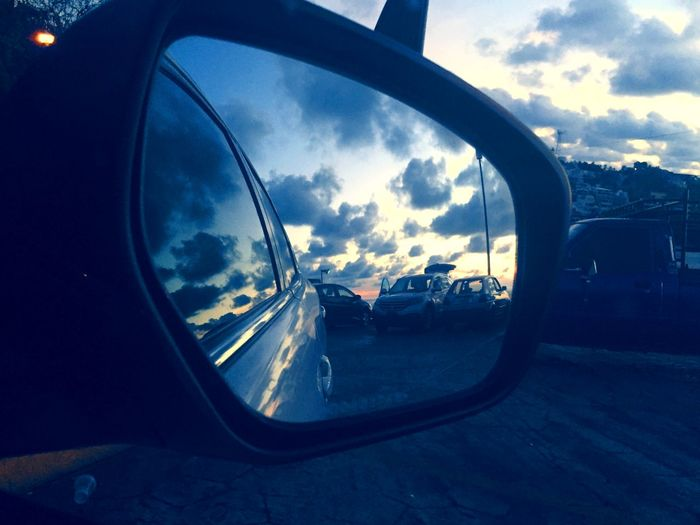 Reflexes Reflexes Traveling Sky Living On The Road First Eyeem Photo