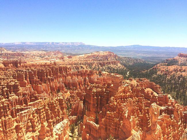 Bryce Canyon Nationalpark A Bird's Eye View