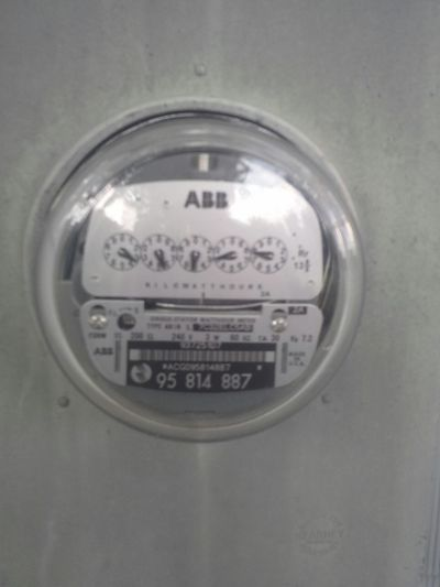 Electric Meter Utilities Power Lights Electricity  David Tupponce Tupponce Photography On The Grid Altavista Virginia USA Technology