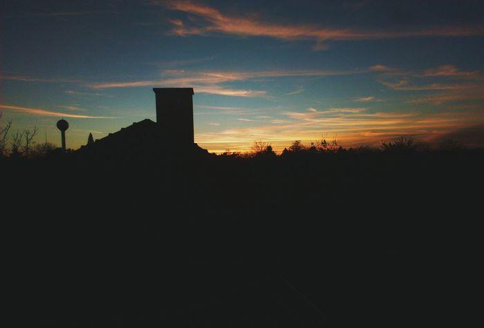 Sky Sungoesdown Sun Clouds Hungary Showcase: November Eyeemhungary