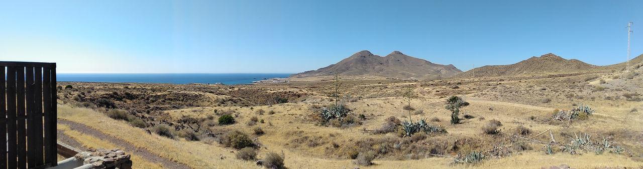 Almería desert