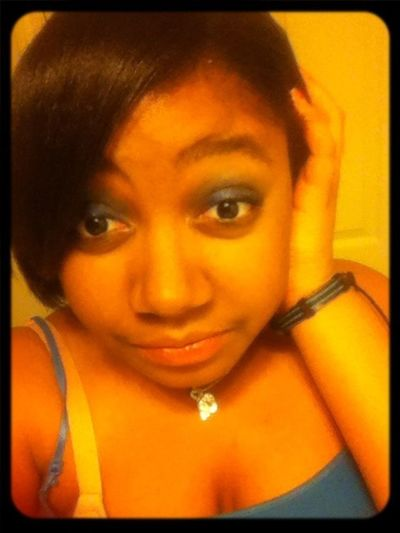 I'm kind of conceited lol :)