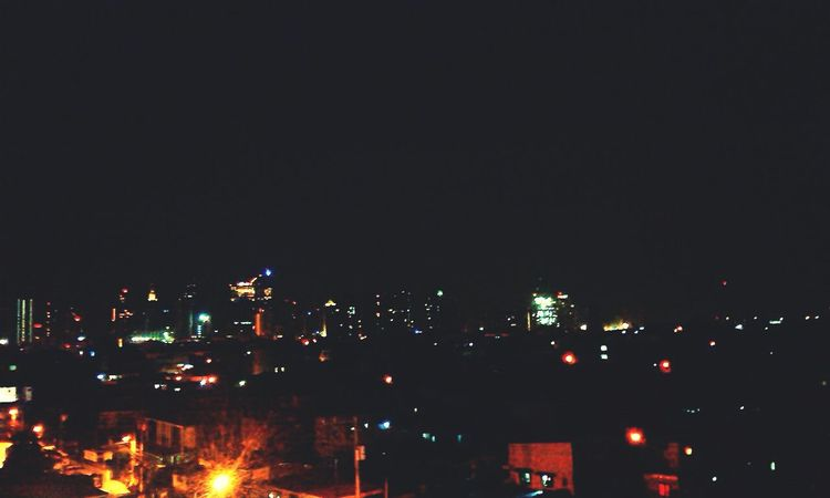 night view :) Eyeem Philippines Overviews Night Lights Walking Around