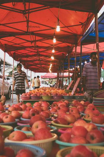 Apple Canon G7X Colour Of Life Fruit Kuching Malaysia TropicalFruit Weekendmarket