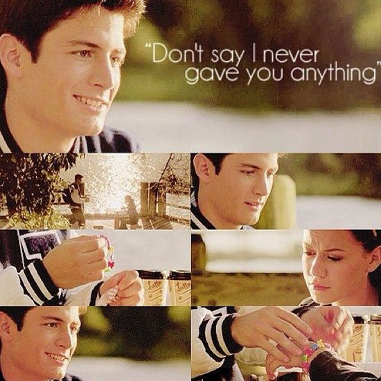 OneTreeHill Nathan  Haley Scott