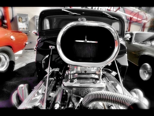 Vintage Cars HotRod Automotive Photography @ Dream Cruise