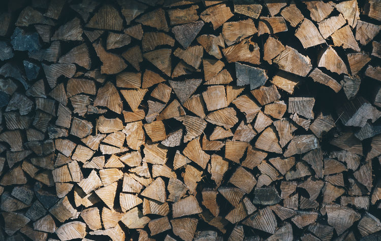Large Stack of firewood Abundance Backgrounds Firewood Full Frame Large Group Of Objects Light And Shadow Lumber Industry No People Outdoors Pattern Stack Textured  Timber Tree Wood Wood - Material Woodpile