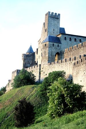 History Architecture The Past Building Exterior Ancient Built Structure Low Angle View Castle Day Old Ruin Travel Destinations Tree Ancient Civilization No People Outdoors Sky Nature Medieval Castles Carcassone, France Low Angle View Light And Shadow Castle Fort Clouds And Sky