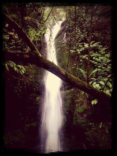 Sumbilla Navarra Falls Miuntains