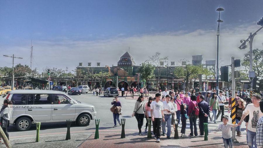 宜蘭火車站 Yilan Station Yilan
