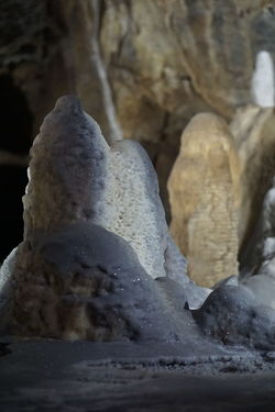 Stalactite  Beauty In Nature Beauty In Nature Cave Close-up Cold Temperature Day Geological Geological Formation Geology Indoors  Nature No People Outdoors Rock - Object Rock Formation Stalacmite Stalagnate Textured