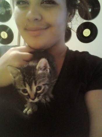Me & My Cat Mary Jane ??