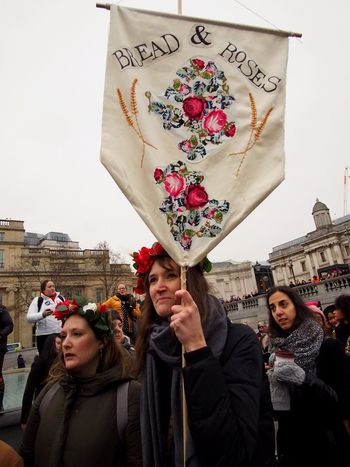 Womens March. London. 19/01/2019 LONDON❤ Equality Protesters Womens March Womens March 2019 Womens March London Protest London News Stevesevilempire Steve Merrick OM-D Olympus Group Of People Architecture People Women Lifestyles Real People Adult