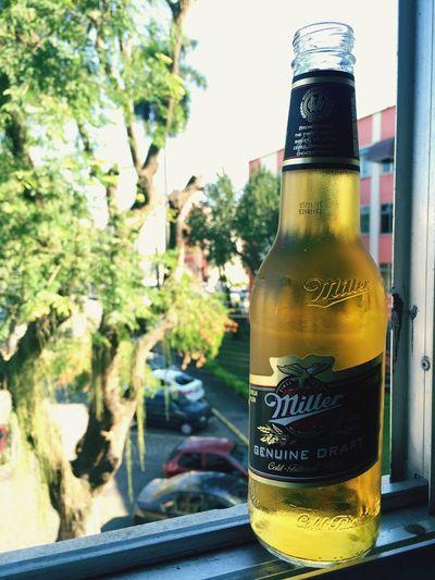 Fodase Drinking Beer