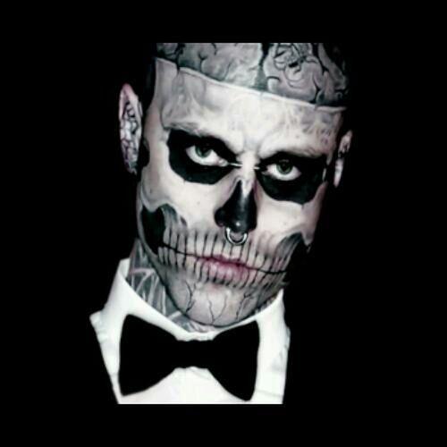 Tattoomodels Zombieboy