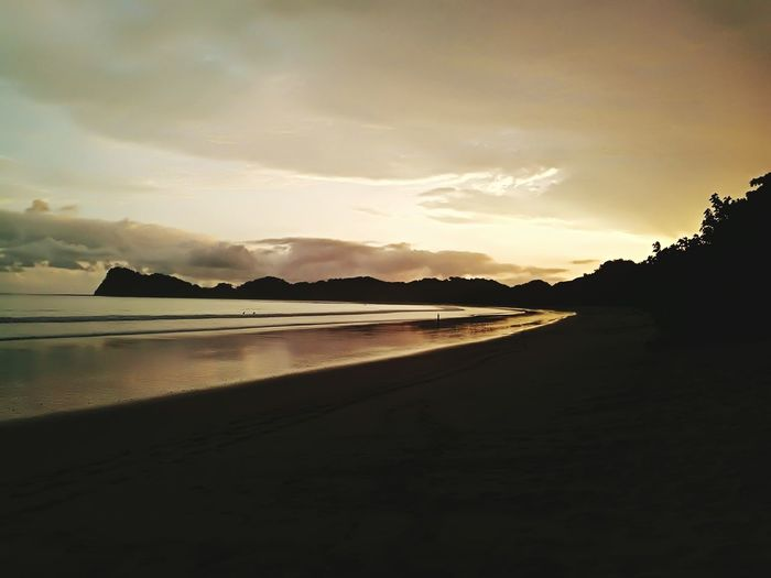 Colour Of Life Playa Garza, Nicoya Blue Zone Sunset Guanacaste Costa Rica Golden Coast Sunset