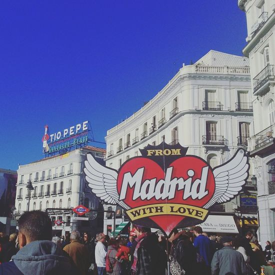 Greetings. Frommadridwithlove From Madrid With LoveGoodday Goodvibes First Eyeem Photo