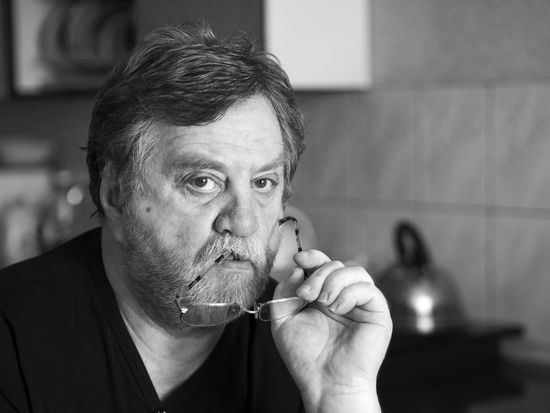 Black and white portrait of pensive mature man Man Must Pensive Adults Only Bad Habit Beard Black And White Breaded Caucasian Close-up Day Domestic Room Indoors  Lifestyles One Person People Portrait Real People Smoking - Activity