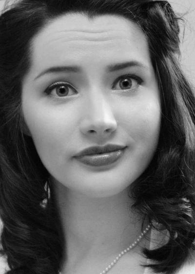 Kenzasuar Black & White Gorgeous Woman