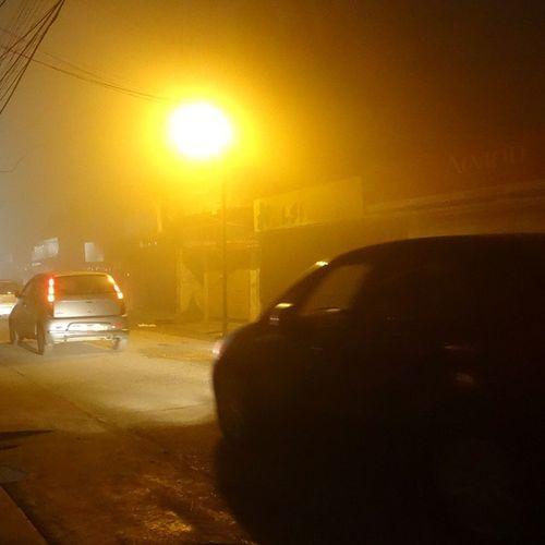 @sonyxperia XperiaByNight Fog Night