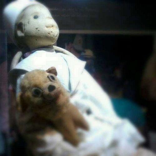 Look who it is guys! Its Robertthedoll Haunted Doll Islandofbones Keywest