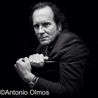 William Boyd, writer, photographed by Antonio Olmos