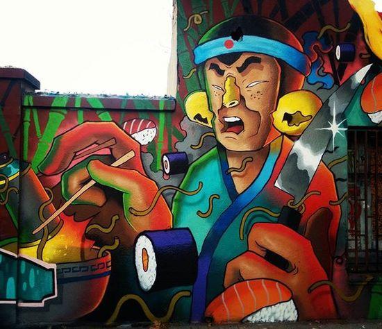 Streetartbcn Streetart Bcnstreetart Barcelonastreetart Graffiti Instastreetart Instaphoto