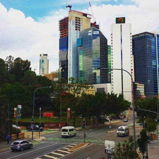 RomaStreet HDR Suncorp Brisbane Cbdliving Exploring Brisbanecity Cityscape