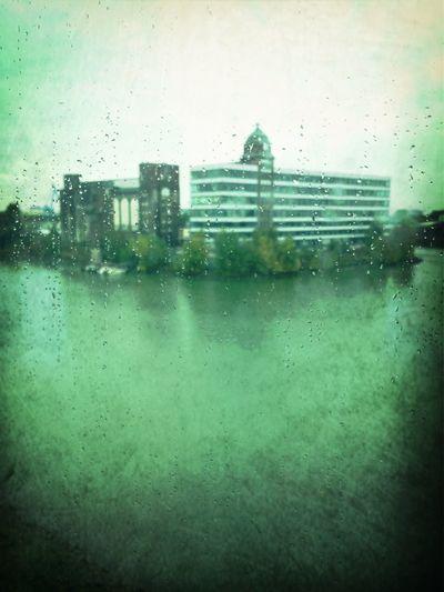 Watching Rain Drops