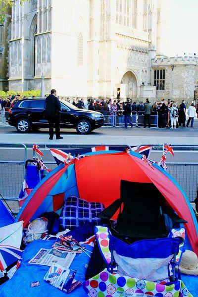 Tent Sleeping Bags Sleeping Bag Westminster Abbey Westminster Wedding Fans Royal Wedding Royals London