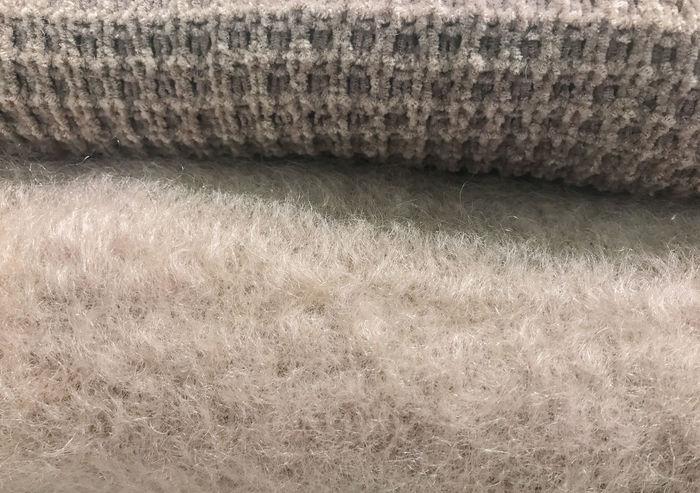 Alpaca fabrics and mohair wool as a Texture Alpaca Fashion Knitting Natural Soft Winter Angora Wool Background Blanket Fabric Fluffy Fur Handmade Knitted  Mohair Mohair Wool Textile Texture Warm Wool Wool Suppliers Woolen