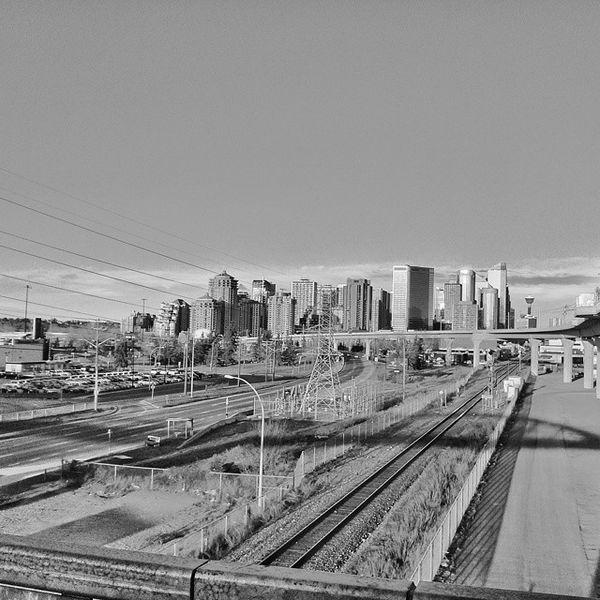Calgarydowntown Yycdowntown YYC Calgary skyline architecture cityscape iamdowntown