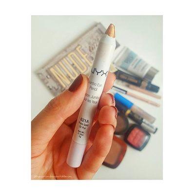 @nyxturkiye kalem farlar çok başarılı... severek kullanıyorum. Kahve altın tonları pazar makyajı... Blog Blogger Izmirlibloggerlar Blogspot Lifeblogger Nyx Nyxcosmetics Nyxjumboeyepencil Puregold