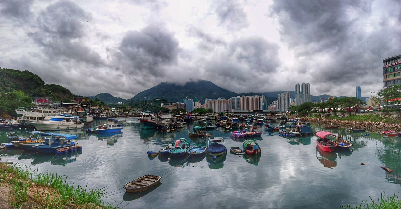 When the sky takes a break from the storm... Cloud - Sky Mountain Water Panoramic Sea Outdoors Vacations Travel Destinations Landscape Scenics Dramatic Sky HDR Hdr_Collection Sky And Clouds Sky Travel Let's Go. Together. From My Point Of View EyeEm Gallery EyeEm Selects Nature