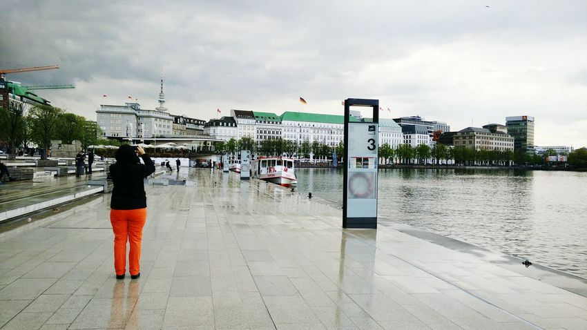 Hamburg Tourist Travel Sightseeing