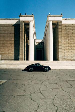 Strange encounter in Rome Meanwhileinrome Porsche Carrera Sony Sony Camera A7RII