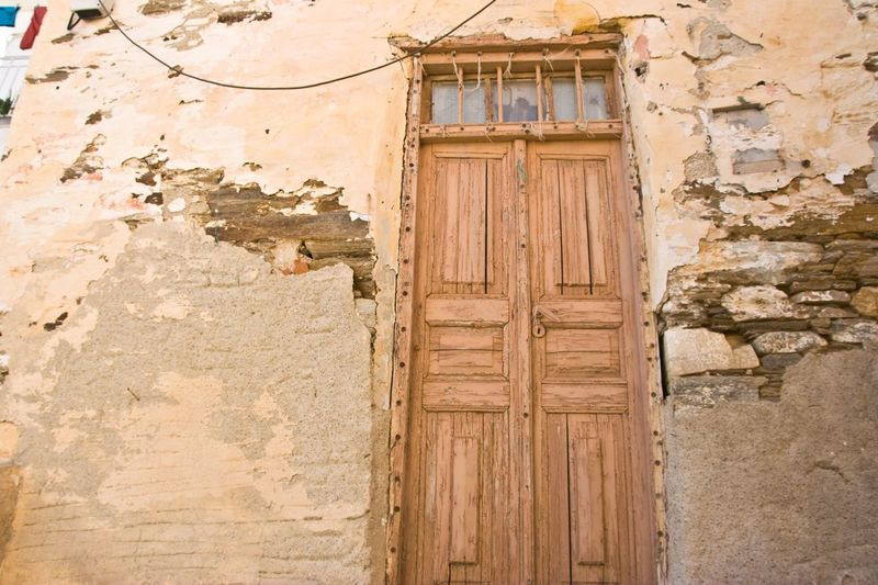 Syros, Greece. Love all of the textureArchitecture Old Ruin Ancient Built Structure Old History Business Finance And Industry Building Exterior Weathered Travel Destinations House Ancient Civilization Day Outdoors Antique No People Town City Close-up