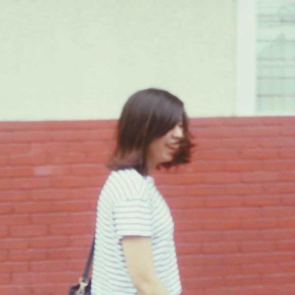 Blur Happy Self Hairflip