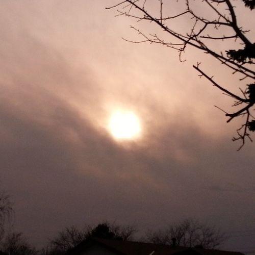 Sun Cloud Goldenclouds
