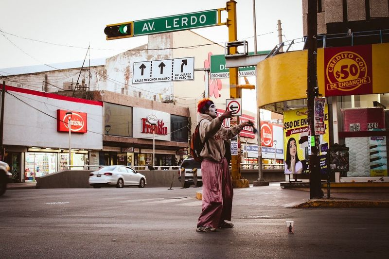 City Street City Street City Life Real People Men Streetphotography Mexico
