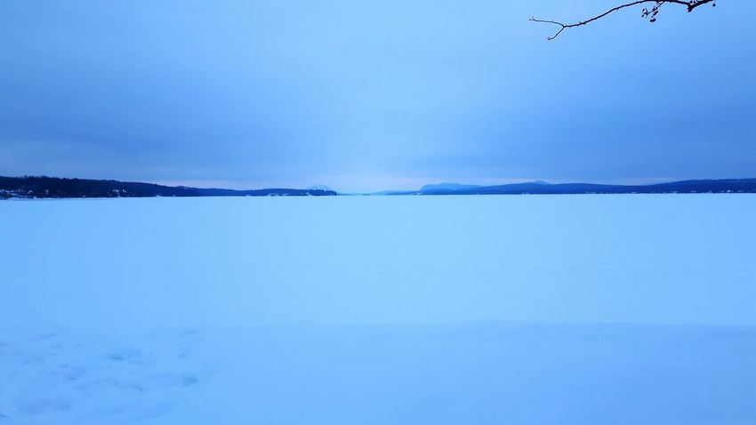 Water Blue Lake Nature FrozenCold Days Cold Temperature Winter Outdoors Ice Landscape No People Day Textured  Snow Sky Beauty In Nature Snow Covered Magog Canton De L'Est Canada Quebec Ice Cold Cold Water
