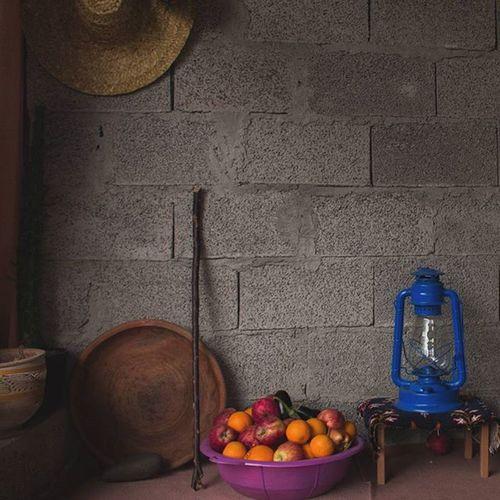 Vilage Iran Rasht Gilan Apple Orange Light 700D