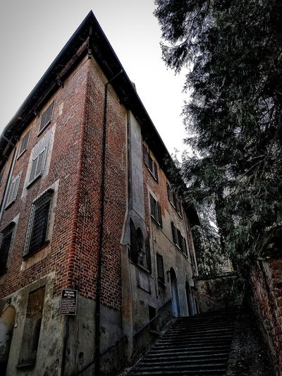 San Colombano al Lambro, Marzo 2019 Hdr_Collection Outdoors Town Trees Sky Architecture Building Exterior Built Structure