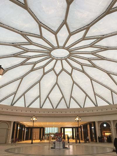 Architecture The Avenues Mall Roofing Glass Art Glass Architecture
