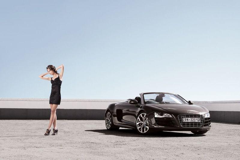 Fashion Models Editorial Fashion Models & Cars