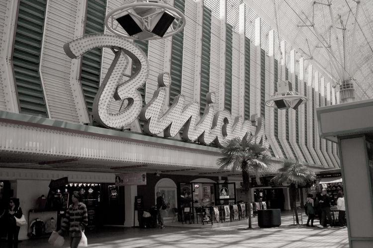 Binion's Binion's Casino Binions  Building Building Exterior Casino Downtown Las Vegas Exterior Fremont Street Historic Las Vegas Las Vegas Casino Old Las Vegas Ornate
