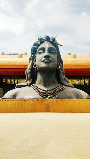 Isha Vellingiri Lord Shiva