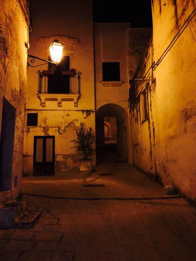 Centro storico - Oria - Quartiere Ebreo