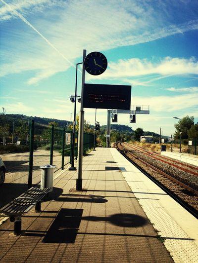 Stationsouthfrance Sunshine
